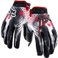 High Quality Motorcycle Riding Gloves Suvs Outdoor Bicycle Gloves Blood 2 Color 2014 Hot Sale New