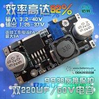 1pcs LM2596 DC-DC Step Down Adjustable Power Supply  Module /INPUT 40V  Output DC 1.25V-37V  3A Maximum