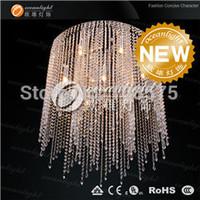 dia60 H50Lustre De Cristal Wholesale Free Shipping  For Chandelier Lamp Lights Rain Drop Shape Pendant Om88045/13