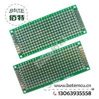 1pcs 3x7 cm PROTOTYPE PCB 2 layer 3x7 panel Universal Board