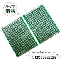 1pcs 5x7 cm Double sided PCB tin plating 2 layer 5cmx7cm panel Universal Board