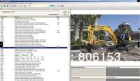 For KOBELCO SPARE PARTS 2012 - for Kobelco EPC 1 order