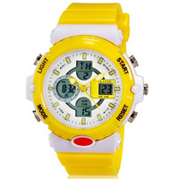 ALIKE Women's Sports Watches Outdoor 50M Waterproof Sports Analog Wrist Watch with Night Light & Dual Display Functions -5