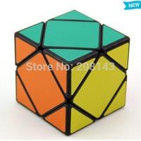 Free Shipping New Shengshou Skewb Cube Black Speed Cube Magic Cube Skweb Puzzle