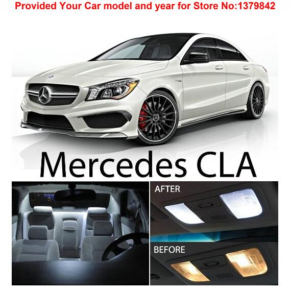 Лампа для чтения Iculed 13pcs/mercedes Benz CLA CLA250 CLA45 AMG лампа для чтения iculed 16 12v 03 14
