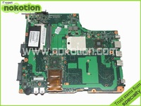 V000108790 Laptop motherboard For Toshiba Satellite A205 A215 amd dd2 Socket S1 tested high quanlity free shipping!!!