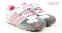 free shipping spring and autumn Baby shoes wear-resisting breathable antiskid children's shoes