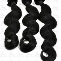 Unprocessed Brazilian Virgin 6 packs body wave, and 6 packs deep curls