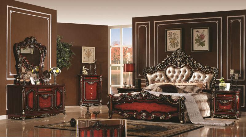 Romantische Slaapkamer Meubelen : Types of Bedroom Styles