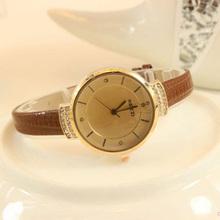 1pcs lot High Quality KEZZI Brand Leather Strap Watches Women Dress Watch Waterproof Ladies Quartz Watch