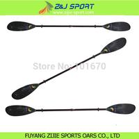 Carbon fiber Adjustble sea kayak paddle from China