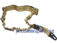 CQB one Point Mission Guns Sling System Tactical Slings (Dark Earth) Hunting Guns Accessories - Free shipping