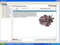 Detroit Diesel Spare Parts Catalog 8.2L, 50, 55, 60, 2000, 4000 series 1 order