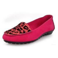 NEW arriving women Leopard shoes,Casual and fashion women single shoes,women flats,hot shoes for women