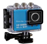 Original AT200 WIFI  Action Camera Diving 50M Waterproof Camera Wifi Remote Control 5MP Full HD Underwater Sport Cameras Gopro