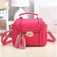 Korean Preppy style vintage women shoulder bags messenger sweet Lady messenger bags Totes bolsas femininas couro PL368#49
