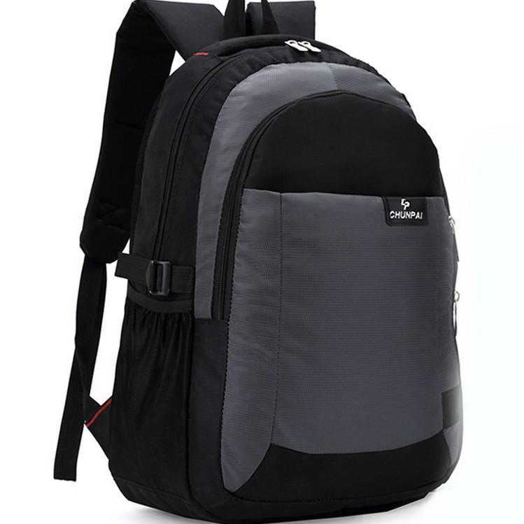 2017 Wholesale European Brand Canvas Bag Men'S Backpacks Vintage ...