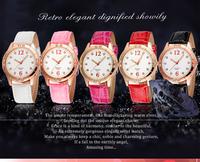 CHBWAH047 Candy color outdoor swim degree Luxury Diamonds Rinestone shine bling bling  Rubber Unisex /baby girl Wrist Watch