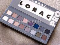 Factory Direct!60 Pieces/Lot New Lorac Pro Palette 2 16 Colors Eyeshadow & Primer!