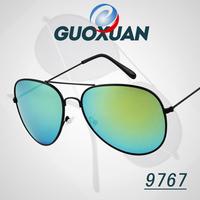 2014 New Fashion Sunglasses Aviator Frog Mirror Sunglasses Vintage Eyeglasses Men Glasses Brand Designer Women's Sun Glasses