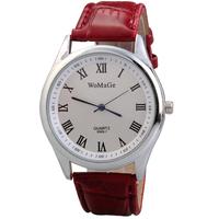 2014 New Fashion Casual Vintage Women Quartz Watch Leather Wrist Bracelet Women Dress Watches Ladies Wristwatches