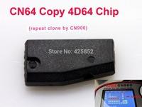 CN64 Copy 4D64 Chip (Repeat Clone)CN64 Clone 4D64  By CN900 Key Programmer )  Auto Transponders 20PCS/Lot DHL Fast Shipping