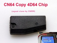 2014 New ! CN64 Copy 4D64 Chip (Repeat Clone By CN900 Device) Auto Transponders 5PCS/Lot Free Shipping