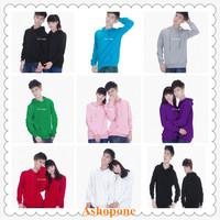 New  Men plain pullover Hooded sweatshirt Blank Heavy Hoodie Hoody 9 Color XS S  M