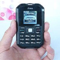 Black Q8 Unlocked mini Mobile phone single SIM card one standard SIM cell phone