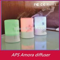 APS Ultrasonic Aroma diffuser aroma diffusion machine aroma oil diffuser 48pcs/lot