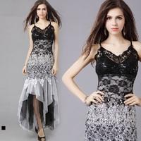 New Design Women Sweetheart Floor-Length Prom Dresses Female Sling Elegant Formal dress Long Lady Girl Party Evening Dresses
