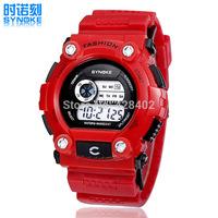 2014 Children's Sport Watch 30M Waterproof Watch Luminous Alarm Clock Date Multifunction PU Strap Watches Children's Gift