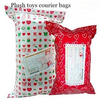 Free shipping poly mailer 40*60cm Waterproof mailing bags for Plush toys and beddings 100picecs/lot
