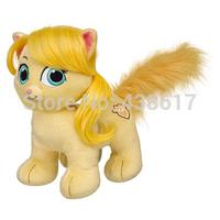 Free Shipping Original Build A Bear Disny Princess Rapunzel doll Palace Pets SUMMER 38cm Plush Stuffed Animals toys dolls