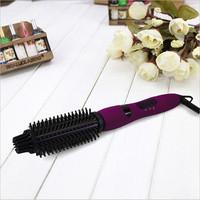 Global sales  2014 multi-functional household ceramic electric curling hair curler hair salon professional hair perming tool