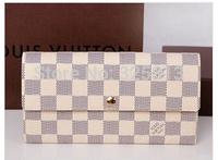 new fashionashion design classic brand woman's purse  NEW CANVAS SARAH WALLET