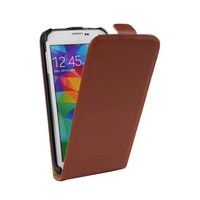 Wholesale For phone case samsung galaxy s5 genuine leather cover , for cover samsung galaxy s5 genuine leather DHL free shipping