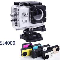 Original SJ4000 Action Camera Diving 30M Waterproof Camera 1080P Full HD Helmet Underwater Sport Camcorder Gopro Electronic 2014