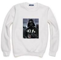 Darth Vader Starwars Star Wars Sweatshirt For Men Women Casual Hoody Pullover Spring Autumn Moleton Feminino S-XXL ZY123-63