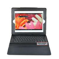 Joytone 9.7 inch wireless black bluetooth keyboard case(YNK-13)