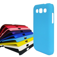 10 colors Polished Plastic Rubber Smooth Plastic Hard Case Cover Shell for Samsung Galaxy Win i8552 i8550 i8558