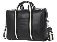 2014 New 100% Genuine Leather Men's Casual Office Laptop Briefcases Messenger Bags Handbags Vintage Briefcase Bag Fashion Design
