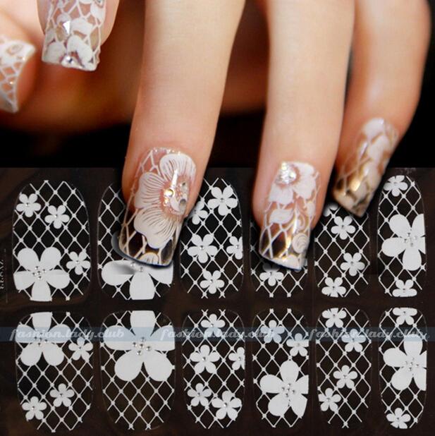 Наклейки для ногтей Brand New 3D DIY JC03042/ino наклейки для ногтей brand new 50 3d fimo diy n a