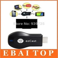1pcs HDIM Dongle M2 III Ezcast HD 1080P Mini Pc Wifi Media Player,TV Receiver Box EZ Cast Support Sharing Online Streaming