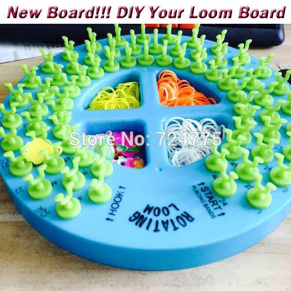 цена на Браслет-цепь Ikery Deal DIY R Loom Board
