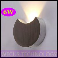 (WECUS) free shipping, LED wall lamp, fashion creative bedroom bedside lamp, wall / stairs / corridor lamp, 3W,XJ-BD-1129