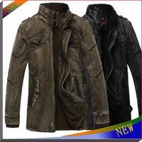 NEW Style Mens Winter and Autumn Coat Brand Jackets for Men Designer Coats Conton Men's Denim Jacket Overcoat Outdoors Jacket