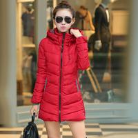 2014 Winter Hot Sale New Women Down Long Brand Down Jacket Students Coats Casual Gift Fashion L XL XXL XXXL YY0613