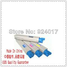For Okidata C6100 C5550 MC560 C6150 Toner Caritridge,For Okidata 6100 5550 6150 560 Toner Refill.For Okidata C6100 MC560 Printer