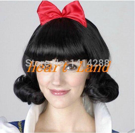 Kid Snow White Wig 22